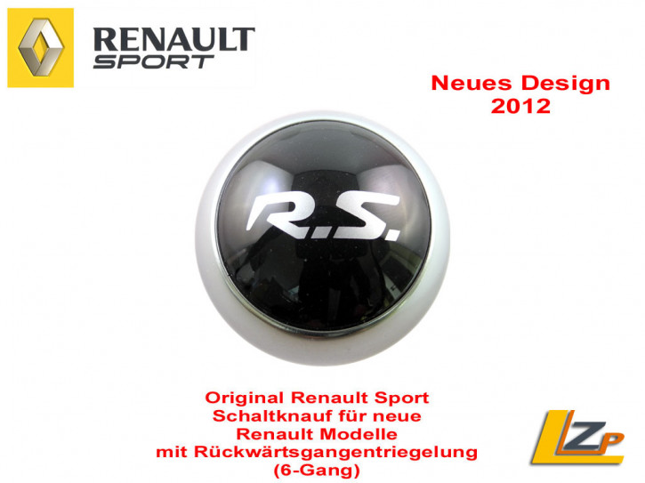 Renault Sport Schaltknauf 6 Gang