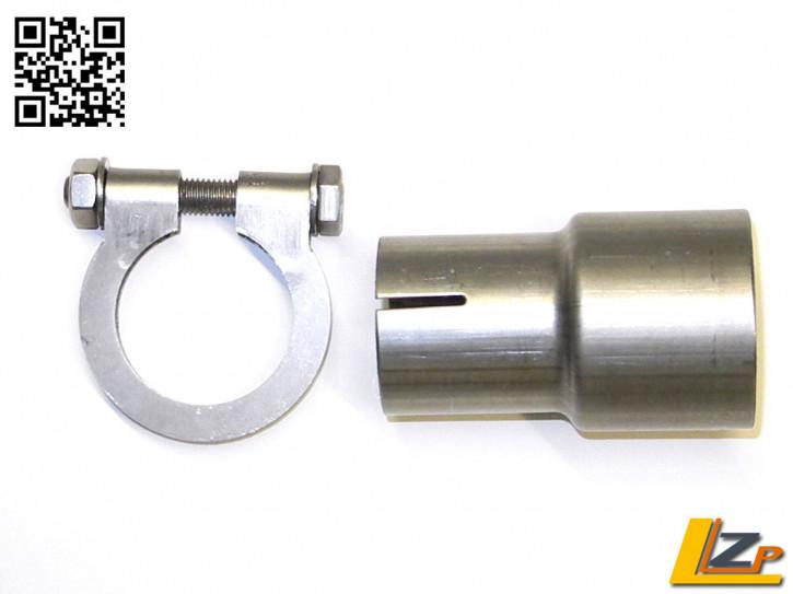 ESD Adapter 45mm für Original Endtopf Anlage