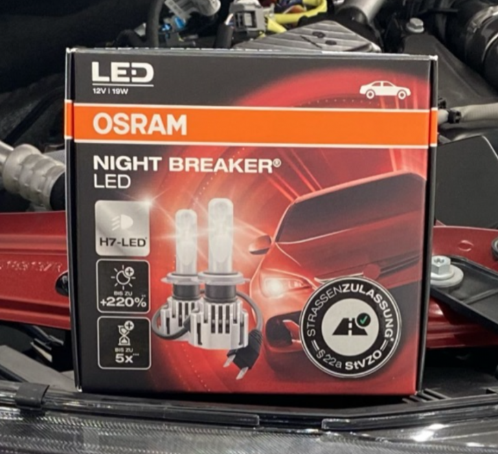 Osram Night Breaker H7 LED