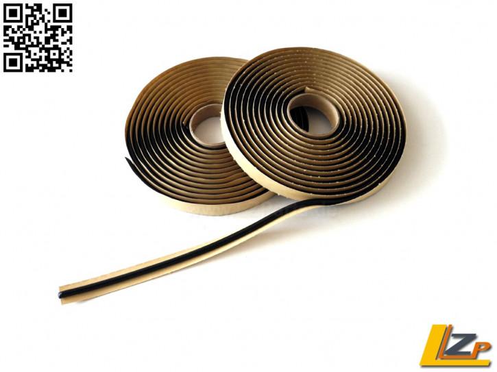 Butyl-Schnur 10 Meter x 6mm