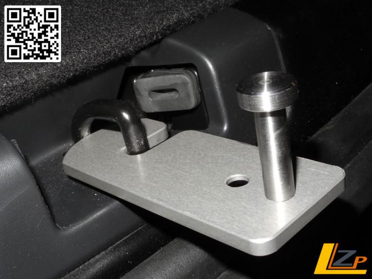 Dacia Duster Kofferraum Belüftung