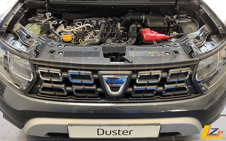 Dacia Duster II Motorhaubendichtung Set