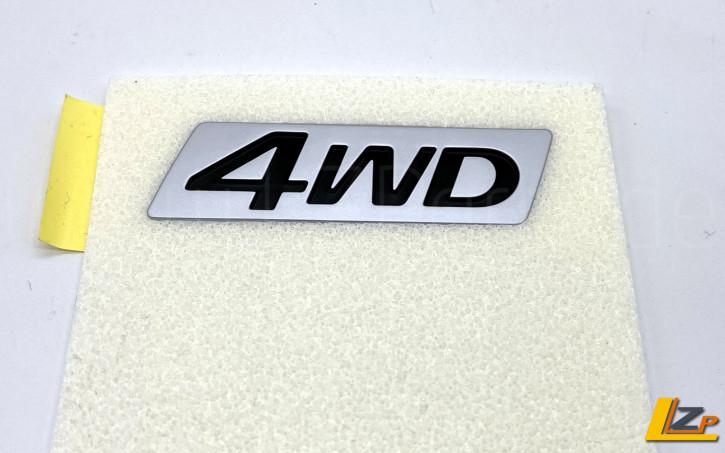 Dacia Duster 4WD Logo