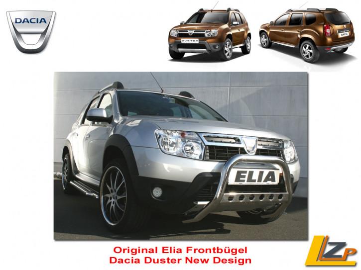 Dacia Duster Frontbügel von ELIA (20AW)
