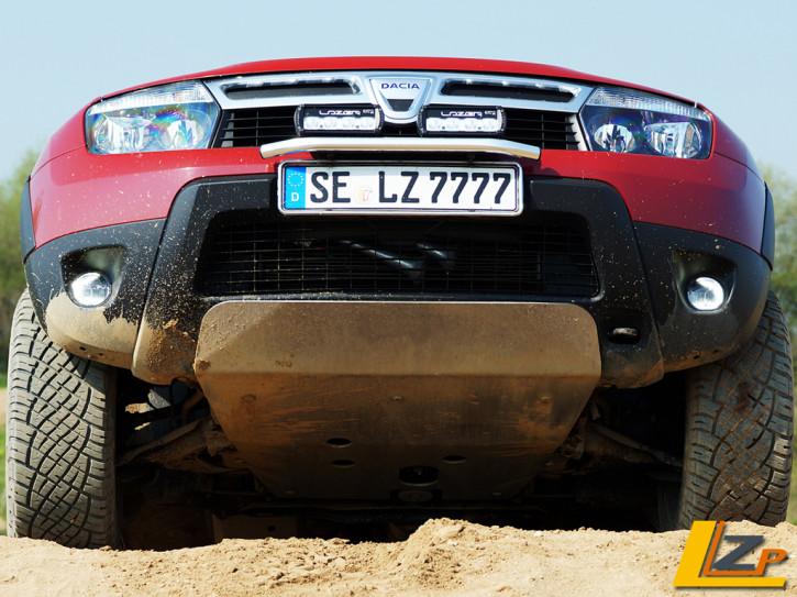 Dacia Duster I Unterfahrschutz Front