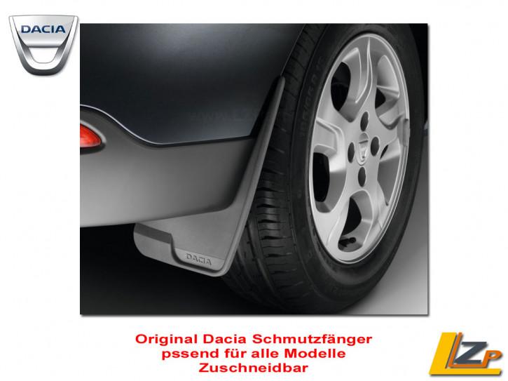 Dacia Schmutzfänger 2er Satz