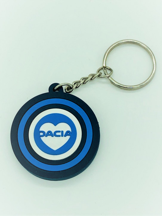 Dacia Schlüsselanhänger Einkaufswagenlöser