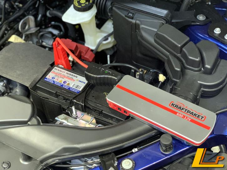 Starthilfegerät mit Powerbank 12V · 600A