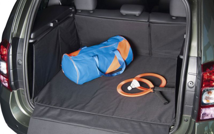 Dacia Duster Easyflex Kofferraumschutz