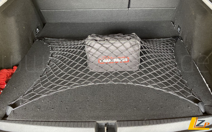 Dacia Duster II Horizontales Haltenetz Gepäcknetz
