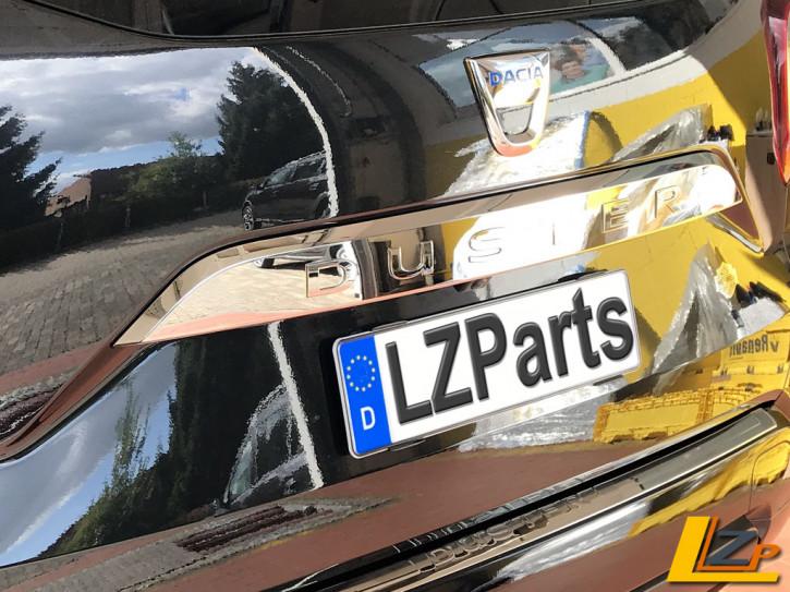 Dacia Duster II Heckklappengriff Chrom RFK