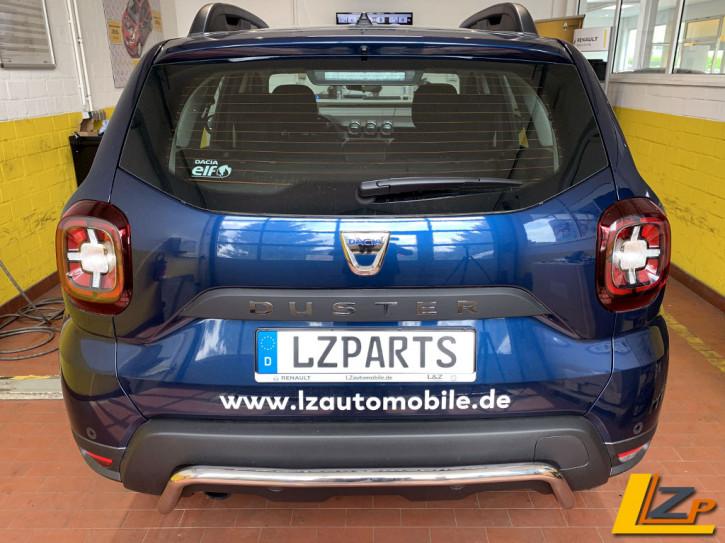 Dacia Duster II Antec Parkschutzrohr Heckbügel 4x4 Chrom poliert by LZParts