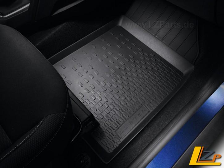 Dacia Duster II ohne USL* Passform Fußmatten / Schneematten Offroad