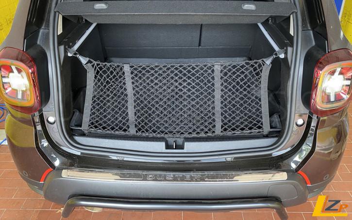 Dacia Duster II Vertikales Haltenetz