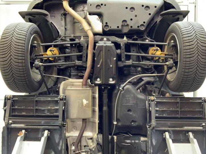 Dacia Duster 4x4 Differential Schutzblech