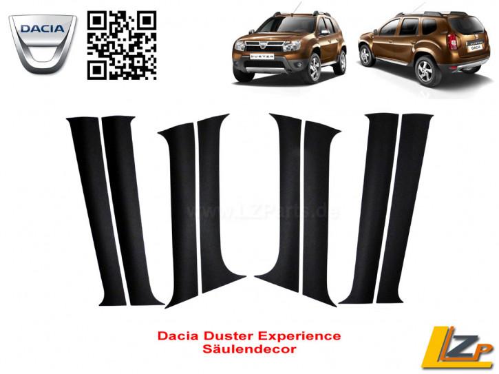Dacia Duster Experience Säulendecor