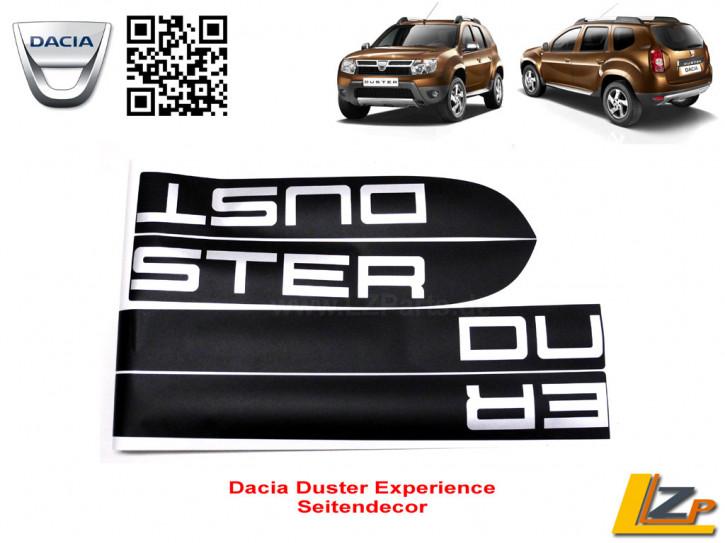 Dacia Duster Experience Seitendecor