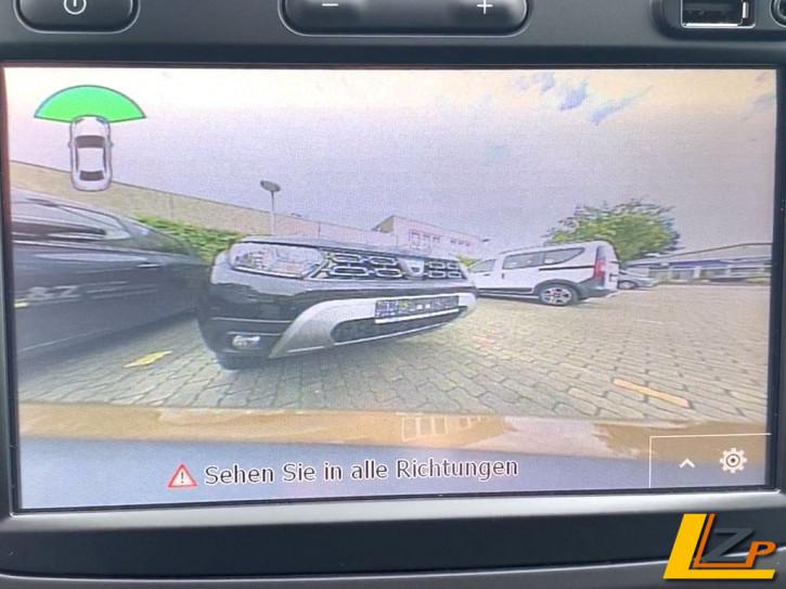 Dacia Duster II Frontkamera 180 Grad