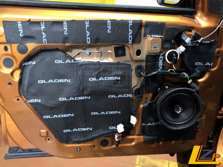 Gladen Audio AERO-Multi 460x800x5mm
