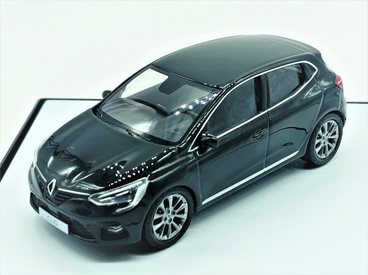 Renault Clio V Modellauto in Schwarz Maßstab:1/43 NEU/OVP