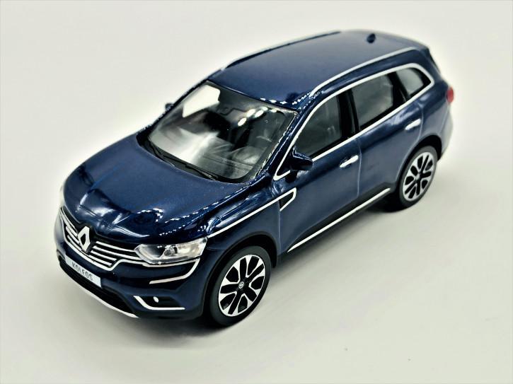 Renault Koleos Modellauto Maßstab 1/43 Blau