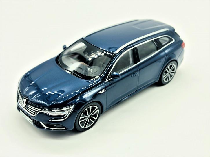 Renault Talisman Modellauto Maßstab 1/43 Blau