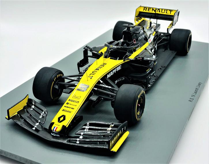 Renault F1 R.S.19 Modellauto 1:18 NEU/OVP