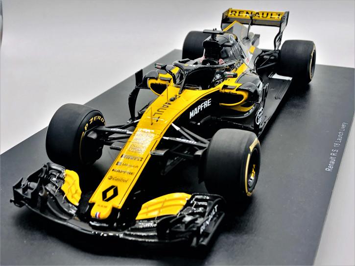 Renault F1 R.S.18 Modellauto 1:18 NEU/OVP