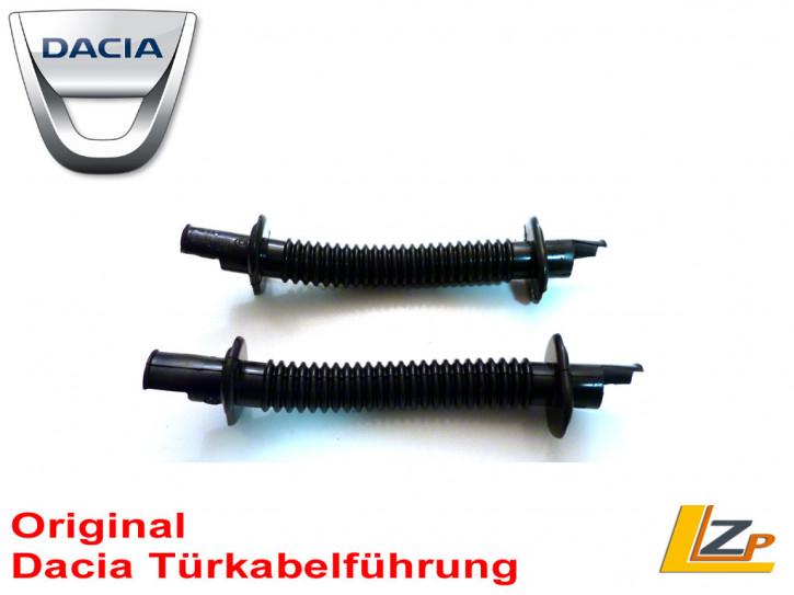 Dacia Türkabelführung / Falten Balg Set