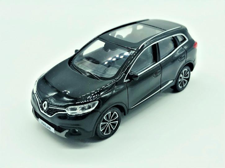 Renault KADJAR Modellauto Maßstab 1/43 Schwarz