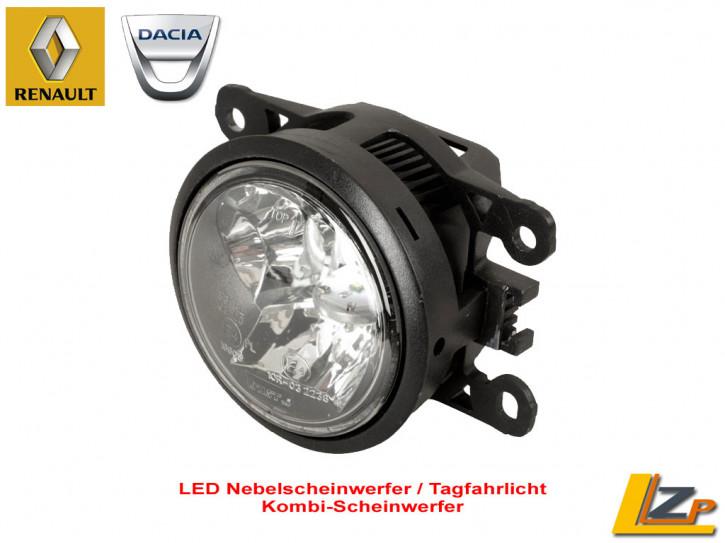 Kombi TFL / NSW Scheinwerfer LED Tagfahrlicht und Nebelscheinwerfer