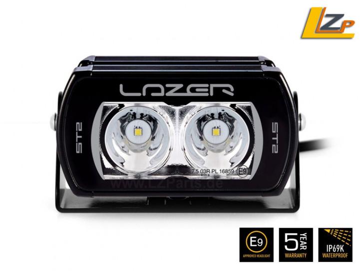 Lazer Lamps ST-2 Evolution Fernlicht Scheinwerfer mit E Prüfzeichen