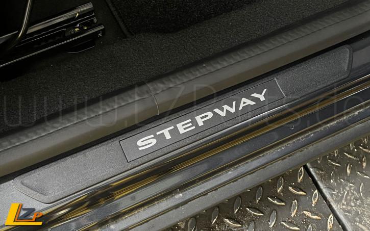 Dacia Sandero Stepway III Einstiegsleisten
