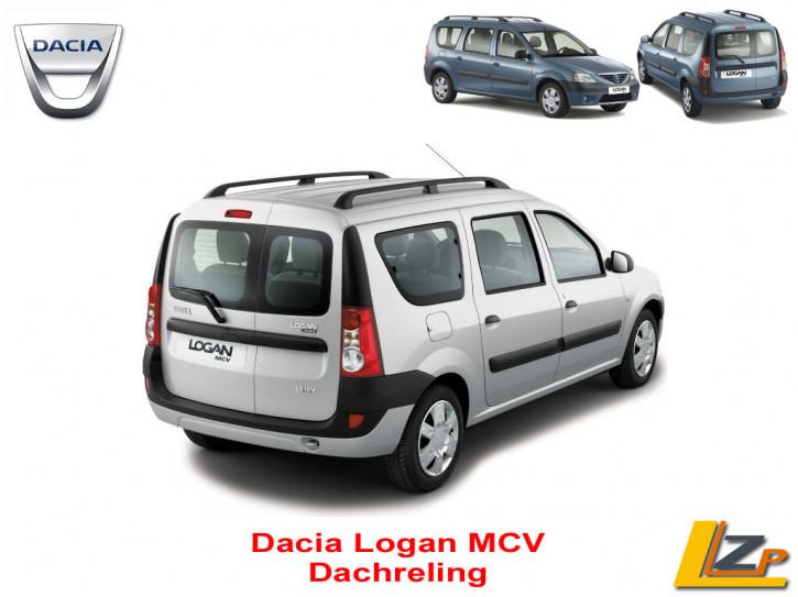 Original Dacia Logan MCV Dachreling