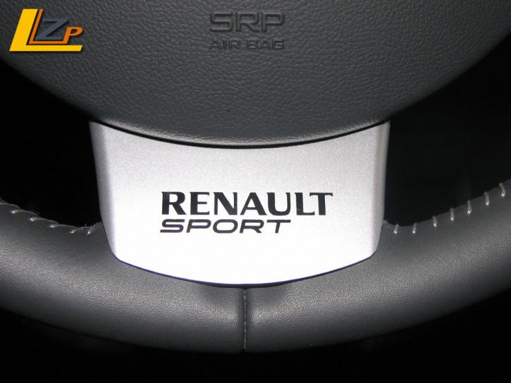 Original Renault Sport Lenkradmonogramm Clio III