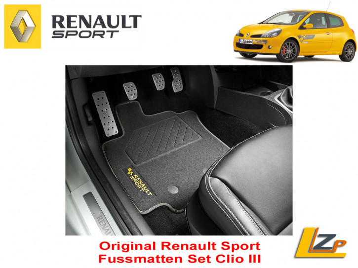renault sport by l demann und zankel lzparts. Black Bedroom Furniture Sets. Home Design Ideas
