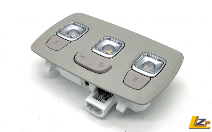Renault / Dacia Innenraumleuchte LED mit Fahrer- und Beifahrer Leselampe