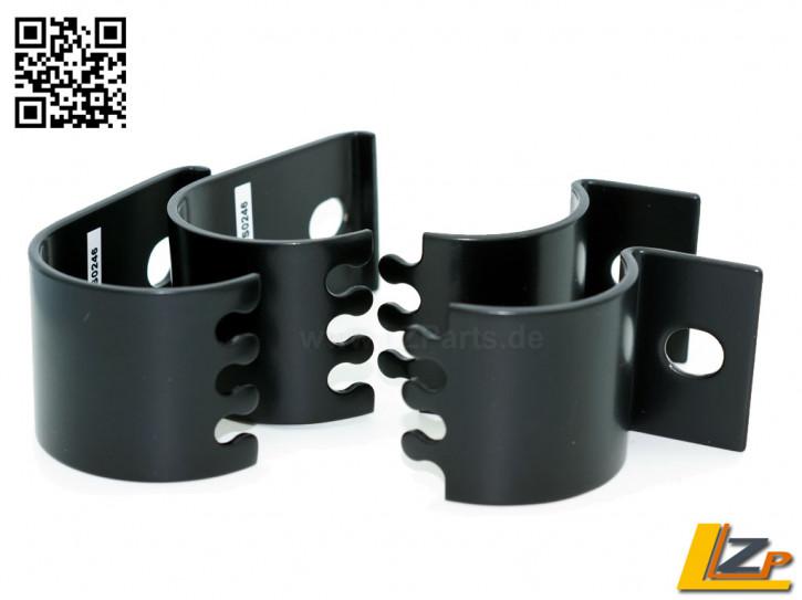 antec frontb gel klemm lampenhalter f r rohr 60mm schwarz 1005474s. Black Bedroom Furniture Sets. Home Design Ideas