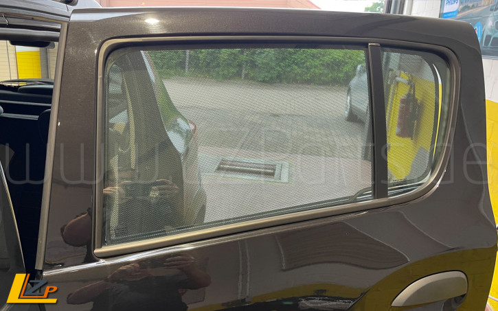 Dacia Sandero II Sonnenschutz Set