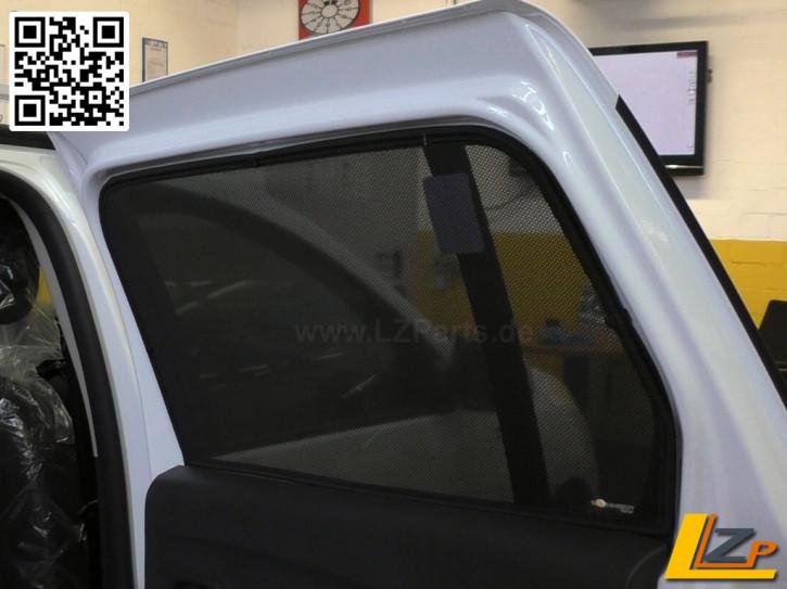 Dacia Logan MCV II Climair Sonniboy Set 5 Teilig