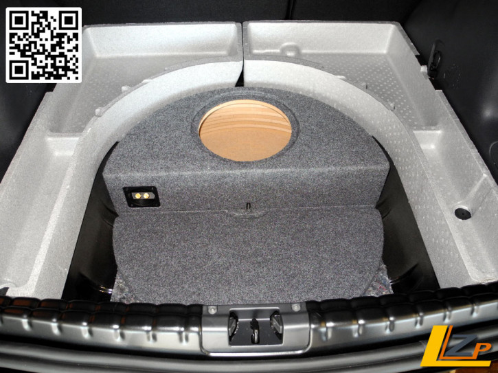 subwoofer geh use 1 2 reserverad 16 zoll subgrhm