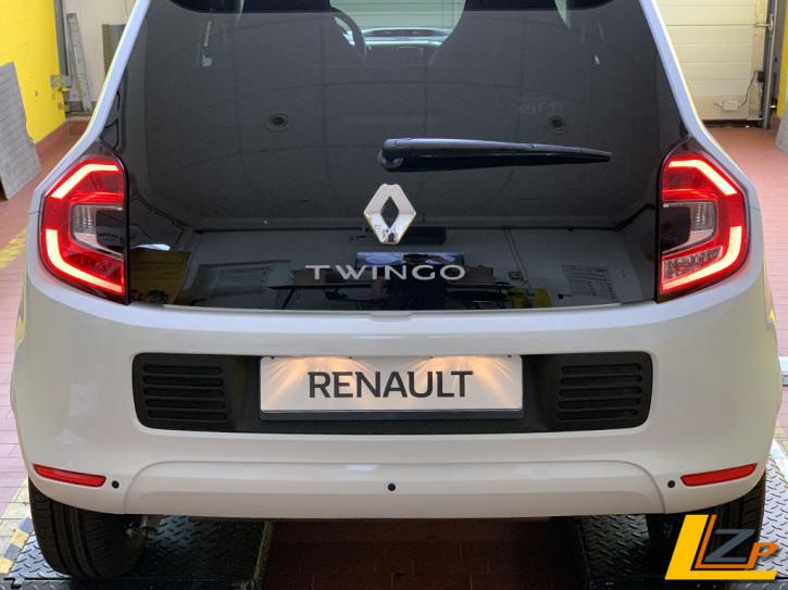 Renault Twingo III Facelift Teil- LED Rückleuchten