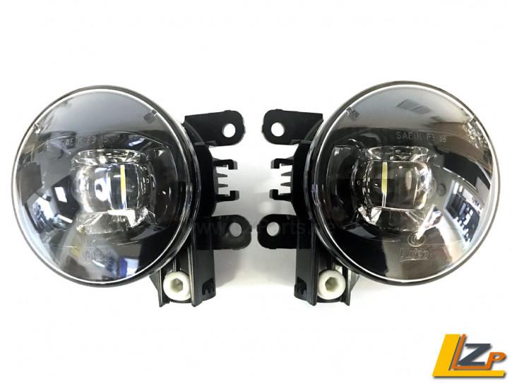 Original Dacia / Renault LED Nebelscheinwerfer Black Valeo