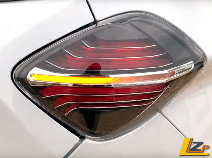 Renault Zoe Phase II Voll LED Rückleuchten mit dynamischem Blinker