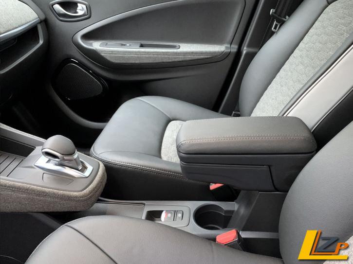 Renault Zoe Phase 2 Aufbau Leder Mittelarmlehne