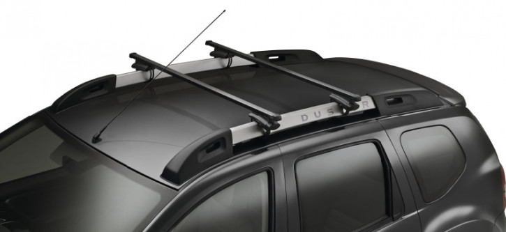 ORIGINAL Dacia Duster Dachträger Relingträger ab 2014 Phase II NEU/OVP