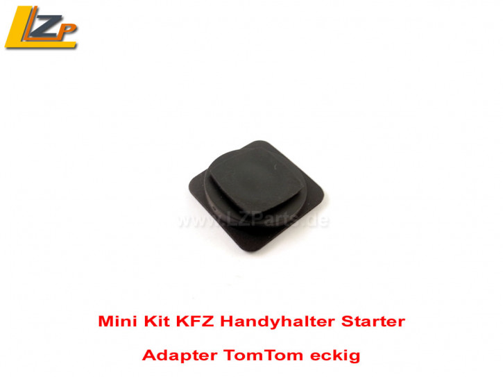 Mini Kit Adapter TomTom eckig