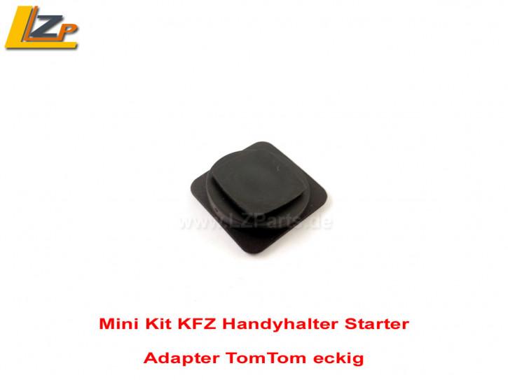 Mini Kit Adapter TomTom eckig