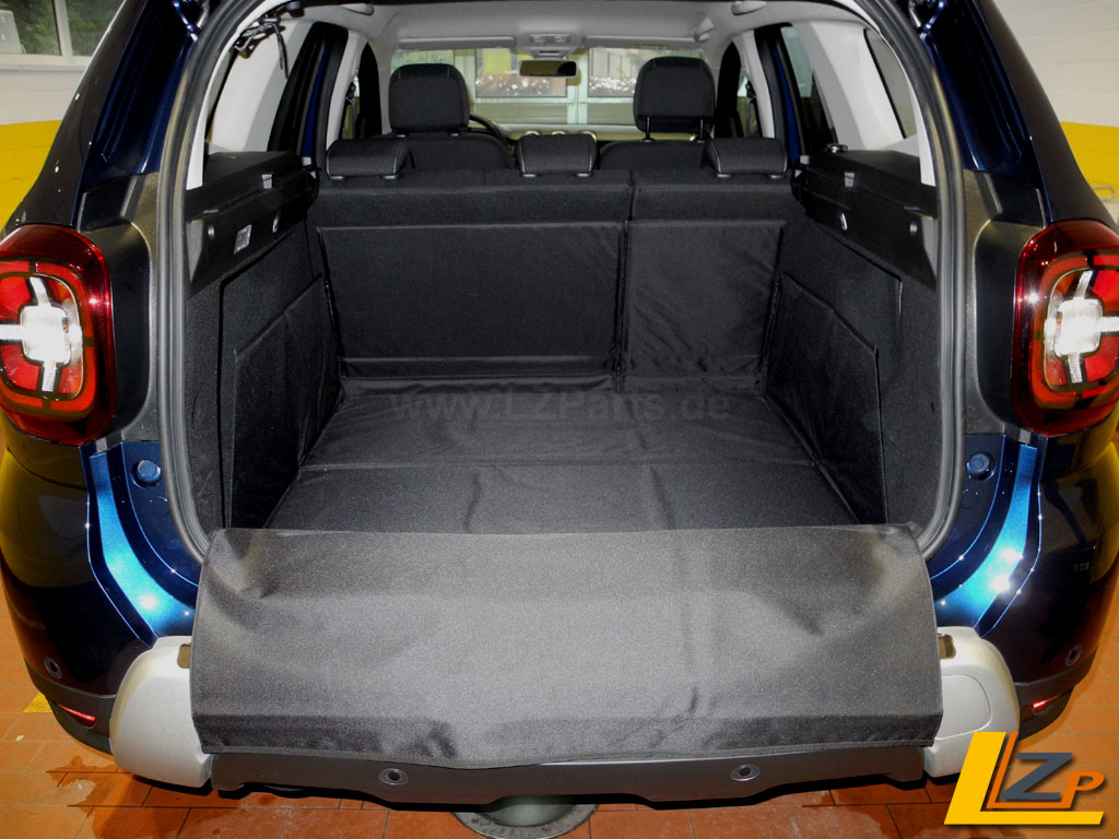 Kofferraumschutz Dacia Duster II Easyflex