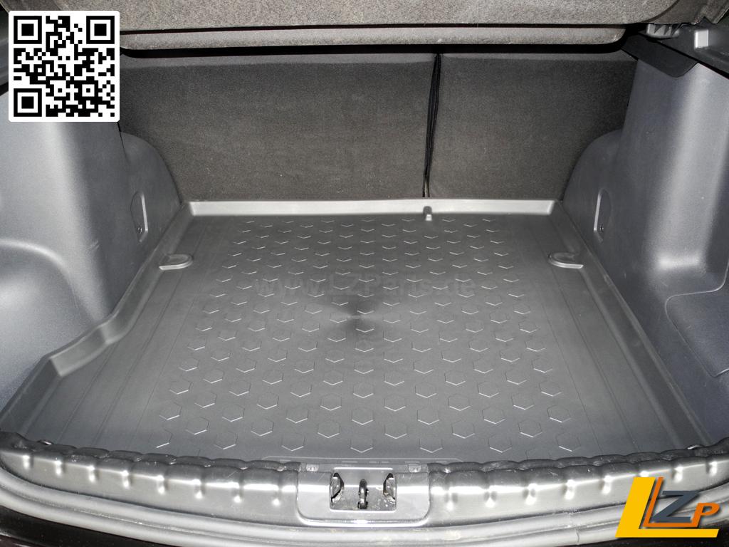 Dacia Duster 4x2 3D Passform Kofferraum Schutzwanne 2016 8201600167